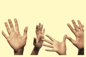 handswaving
